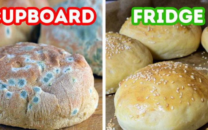 Những loại thực phẩm tốt nhất bạn nên cho vào tủ lạnh nếu muốn bảo quản được lâu hơn, vậy mà bấy lâu ta không hề để ý