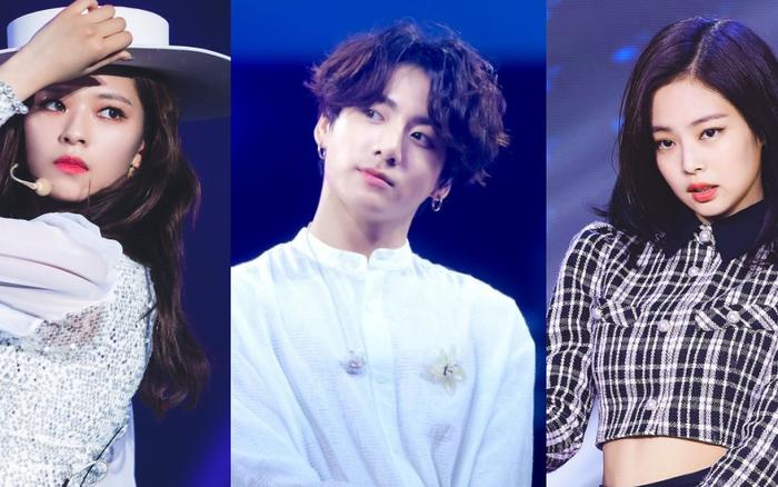 BTS năm thứ 4 liên tiếp đoạt Daesang của SMA; BLACKPINK trắng tay trong khi TWICE, NCT 127 và đàn em TREASURE đều có giải