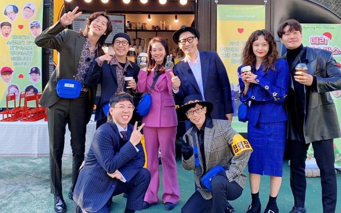 Fan Việt gửi xe cà phê đến tận trường quay Running Man, xúc động trước lời cảm ơn của dàn cast trên truyền hình