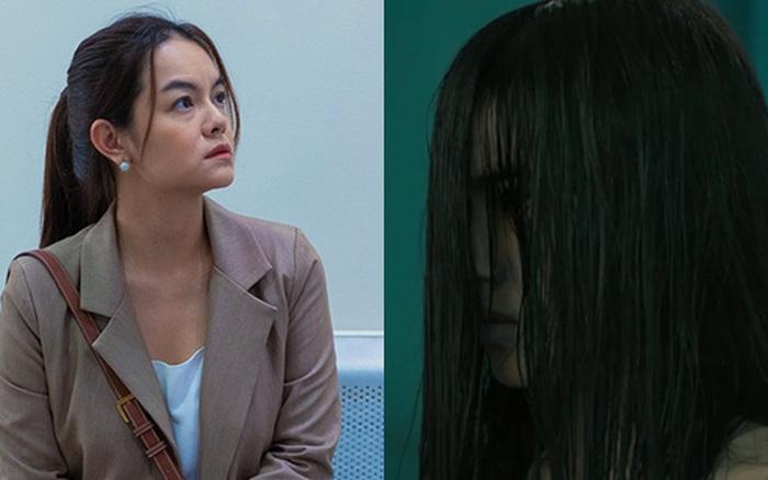 """Phạm Quỳnh Anh xuất hiện tiều tụy, mệt mỏi trong teaser phim kinh dị """"hồn ma bóng quế"""" ghê rợn Người Lắng Nghe"""