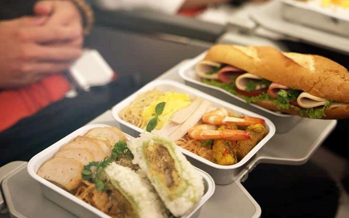 Điểm mặt những bữa ăn trên máy bay của rất nhiều quốc gia trên thế giới, ở Việt Nam có gì thú vị?