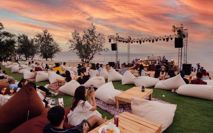 Vì sao đảo ngọc Phú Quốc là nơi hoàn hảo để tổ chức đại tiệc âm nhạc?