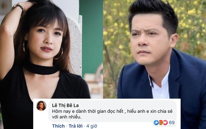 Lê Bê La lên tiếng bênh vực Hoàng Anh giữa lùm xùm đấu tố hậu ly hôn, còn đáp trả căng đét với netizen