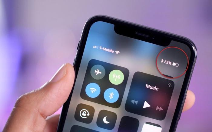 4 cách kiểm tra phần trăm pin trên iPhone cực nhanh