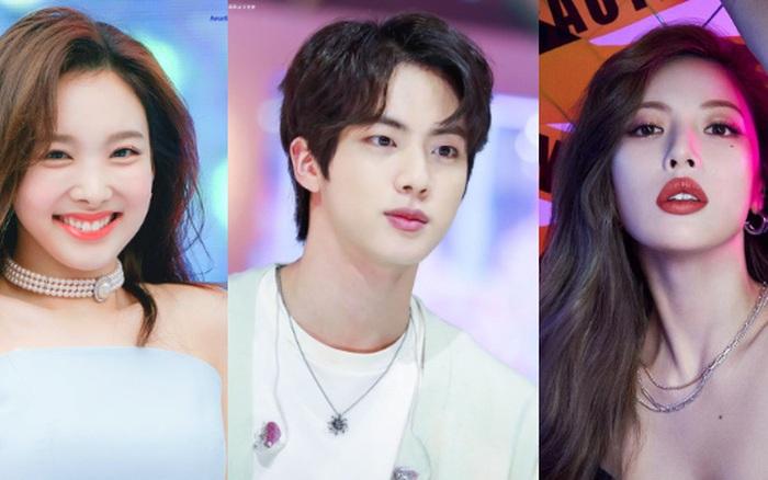 5 idol học diễn xuất ở trường Đại học: Jin (BTS) và Nayeon (TWICE) cùng trường, ngỡ ngàng nhất là nữ hoàng sexy Hyuna