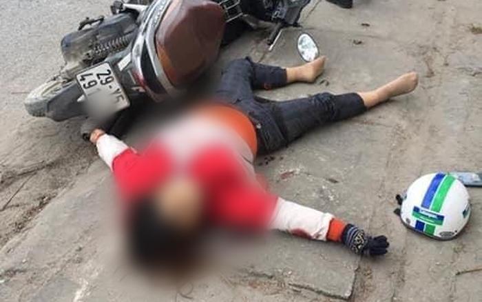 Hà Nội: Cô gái bị nam thanh niên sát hại dã man giữa phố, bên cạnh thi thể có chiếc cờ lê khiến nhiều người kinh hãi