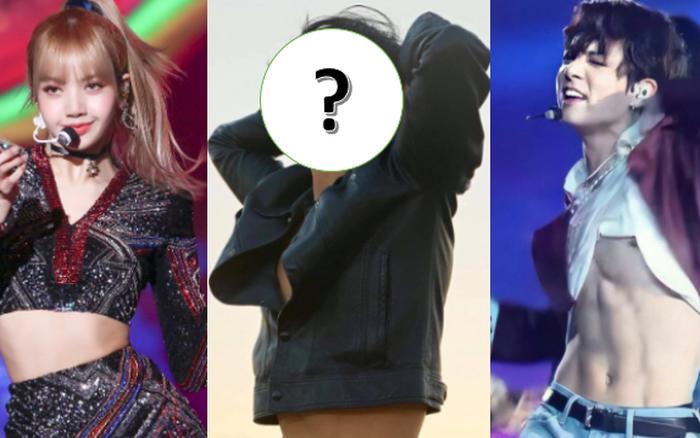 Xuất hiện nam idol có vòng eo nhỏ nhất nhì Kpop: BLACKPINK - Jungkook (BTS) chắc phải e dè, lại còn là nam thần Kpop