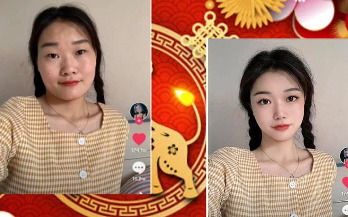Học lỏm ứng dụng chỉnh ảnh vi diệu của hotgirl Trung Quốc đang nổi đình nổi đám mà hội chị em Tết này không thể bỏ qua