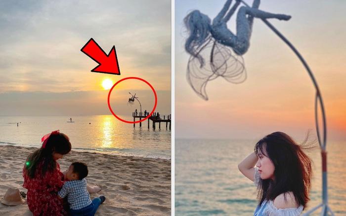 """Dân mạng xôn xao về địa điểm xuất hiện trong bức ảnh Hoà Minzy chụp cùng con trai, tất cả là tại chi tiết """"có 1-0-2"""" này"""