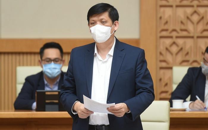 Bộ trưởng Y tế: BN người Nhật tử vong có thể nhiễm Covid-19 tại Hà Nội và không phải là F0