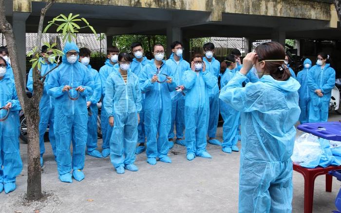 Hà Nội yêu cầu người dân trở về từ vùng dịch Hải Dương sau Tết phải chủ động cách ly, khai báo y tế bắt buộc