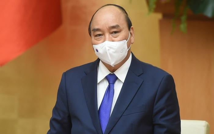Thủ tướng: Hà Nội và TP.HCM có thể giãn cách xã hội tại một số khu vực