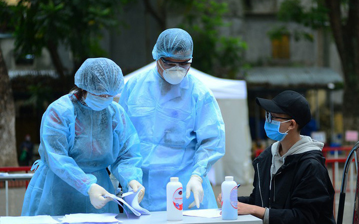 Sáng mùng 5 Tết, có 2 ca mắc Covid-19 ở Hải Dương là F1 tại ổ dịch Cẩm Giàng, Kinh Môn