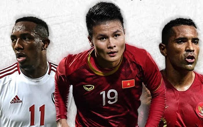 Những lợi thế của ĐT Việt Nam sau khi lịch thi đấu vòng loại World Cup 2022 được công bố