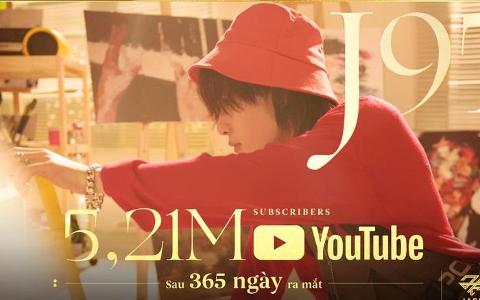 Sau 1 năm thành lập, kênh YouTube của Jack đạt hơn 5 triệu subscribe, kỷ lục nút Vàng nhanh nhất Việt Nam và còn nhiều hơn thế