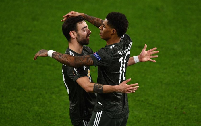 MU đại thắng Real Sociedad ở Europa League