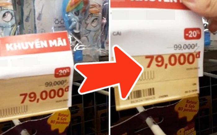 """Giờ mới hiểu vì sao định vào siêu thị mua có xíu mà lúc trở ra bao giờ cũng thanh toán cả đống đồ, cứ như bị """"móc túi"""" thế này?"""