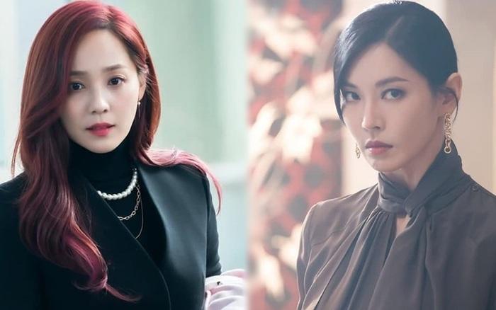 Không có bà cả Lee Ji Ah nào