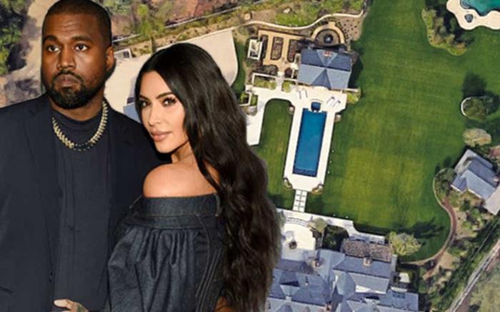 Gia tài tỷ đô của Kim - Kanye: Bất động sản khắp nước Mỹ, 2 đế chế thời trang rung chuyển thế giới, chia kiểu gì hậu ly hôn?