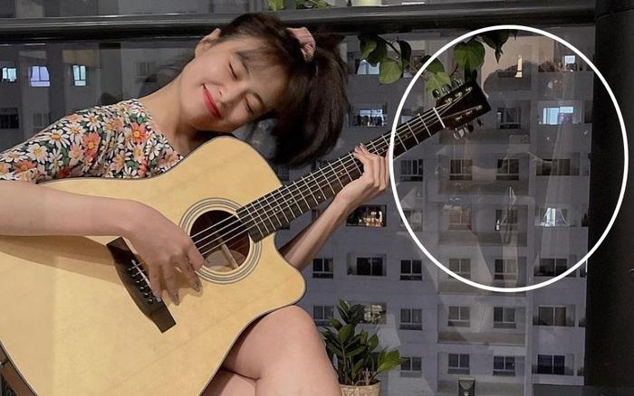 Chỉ với 1 bức ảnh chính chủ tự đăng, netizen soi được Hoàng Thuỳ Linh - Gil Lê ở chung nhà?