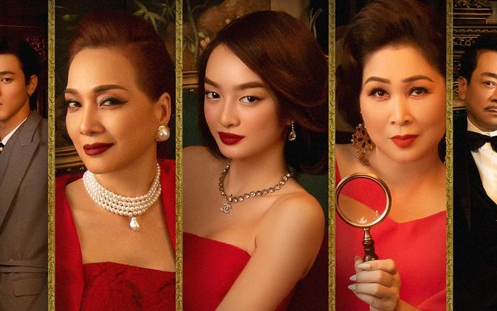 Phim điện ảnh cuối của NSND Hoàng Dũng - Gái Già Lắm Chiêu V công bố ngày chiếu mới cực gần làm netizen hồ hởi