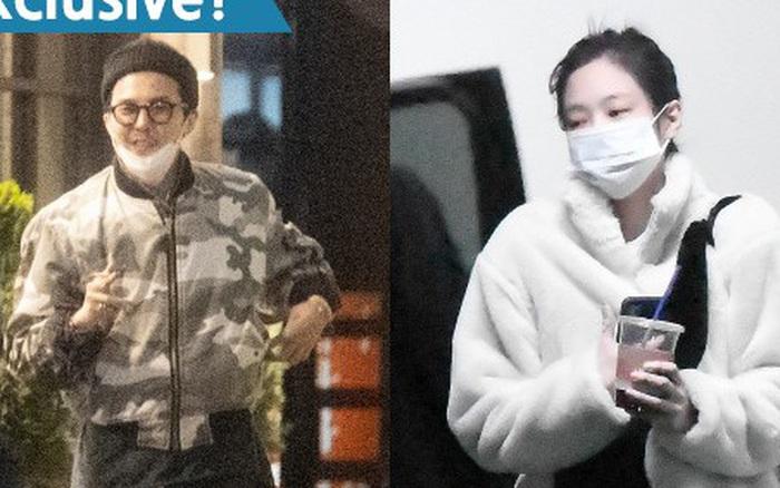 Chấn động: G-Dragon và Jennie (BLACKPINK) hẹn hò hơn 1 năm, Dispatch tóm gọn ảnh cặp đôi đưa nhau về penthouse trăm tỷ