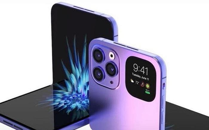 Lộ diện iPhone Fold với màn hình 7,6 inch