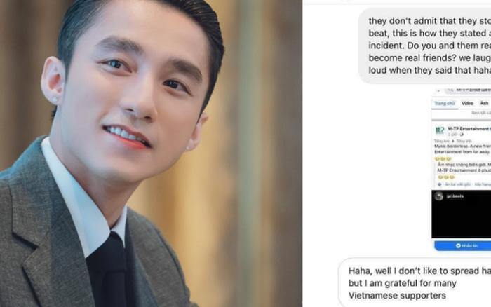 Biến mới: Netizen lan truyền tin nhắn từ producer GC, làm hoà rồi nhưng công ty Sơn Tùng không hề xin lỗi? - kết quả vietlott 18102019