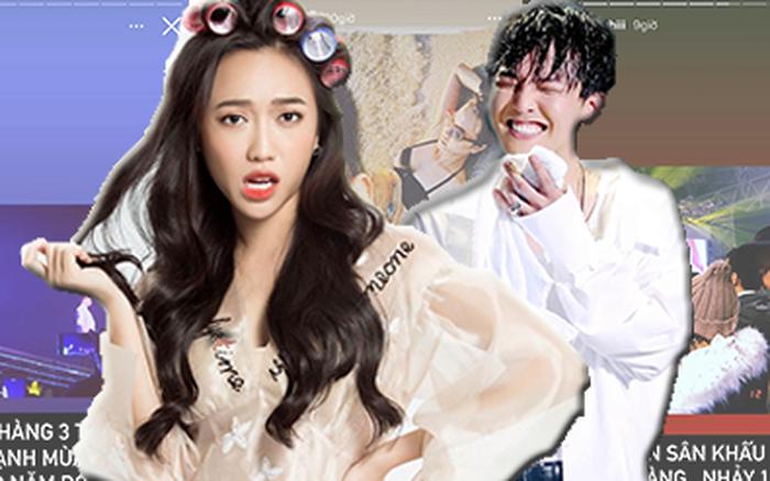 """Diệu Nhi tung 7749 khoảnh khắc """"đu idol"""" cực lầy, quyết không thừa nhận chuyện G-Dragon đang hẹn hò Jennie!"""
