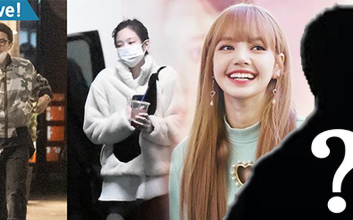 Góc gây lú: G-Dragon vừa tan vỡ với Lisa ở Việt Nam đã sang Hàn hẹn hò Jennie, tất cả là vì nhân vật này!