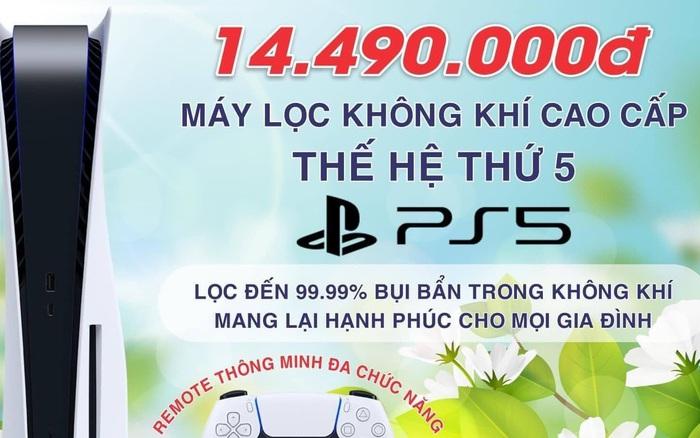 Cảnh báo, hội chị em chú ý: Máy chơi game PS5 đang biến hình thành máy lọc không khí thế hệ mới, cẩn thận kẻo