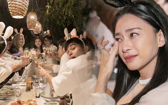 Soi story của Ngô Thanh Vân: Ngoài