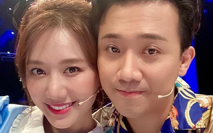 Hari Won vừa nói yêu chồng liền bị BB Trần, Quang Trung