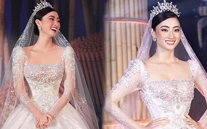 Lương Thuỳ Linh dính tin đồn kết hôn vì bỗng đăng ảnh mặc váy cưới, Đỗ Mỹ Linh vội chúc mừng, nhưng thực hư ra sao?