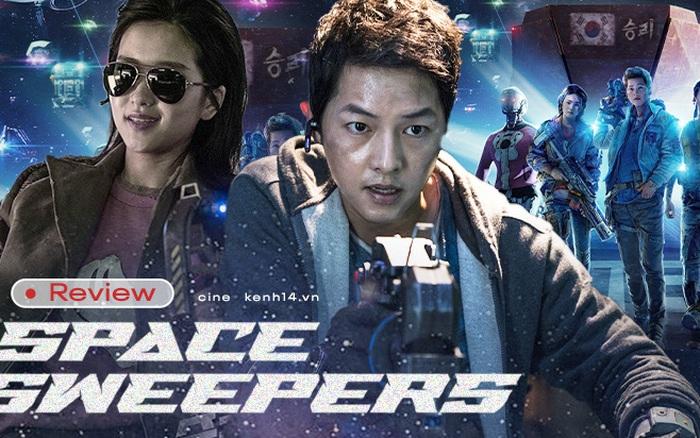 Space Sweepers: Hình ảnh mãn nhãn, Song Joong Ki diễn cực đỉnh nhưng kịch bản lê thê ru ngủ cả người xem