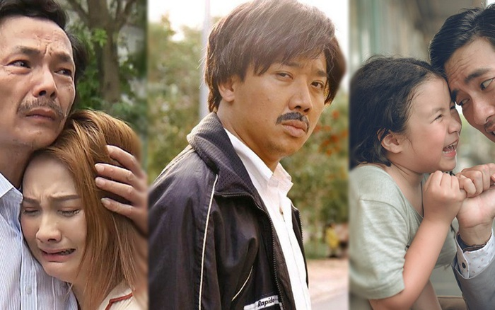 Tết cha ấm lòng với 5 ông bố nức tiếng phim Việt, thiếu sao được