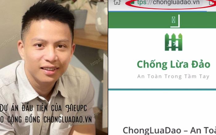 Hieupc chính thức trình làng trang web chống lừa đảo, cộng đồng mạng ca ngợi hết lời