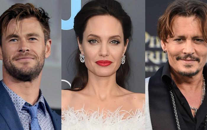 Tranh cãi chuyện tình của Angelina Jolie hậu ly hôn: Hẹn hò đồng tính, bị nghi là Tuesday phá hoại gia đình