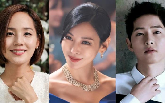 30 diễn viên hot nhất xứ Hàn: