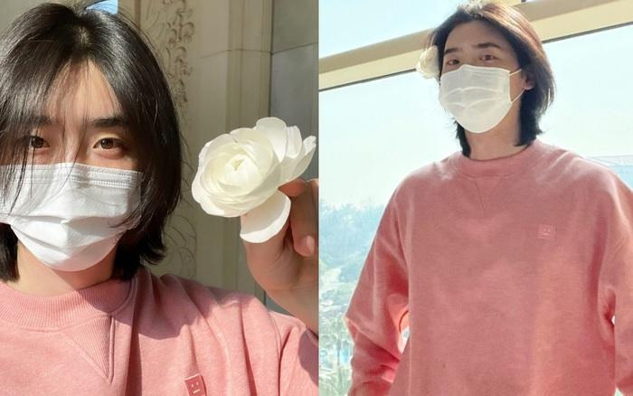 Dụi mắt mấy lần mới nhận ra Lee Jong Suk: Tóc dài nay không còn thảm hoạ, chị em vào xin bí quyết dưỡng tóc gấp