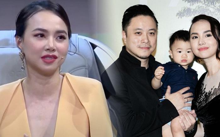 Đinh Ngọc Diệp hiếm hoi trải lòng về hôn nhân kín tiếng với đạo diễn Victor Vũ: