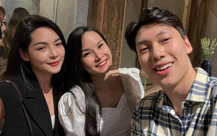 """""""Hot girl thẩm mỹ"""" Vũ Thanh Quỳnh tái ngộ Alan Phạm sau 1 năm kết đôi ở Người Ấy Là Ai mùa 3"""