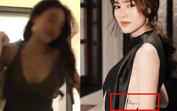 """""""Thánh soi"""" tìm ra chi tiết chứng minh Ninh Dương Lan Ngọc không phải là cô gái trong clip phòng the gây sốc?"""