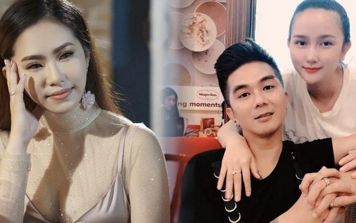 Vợ Khánh Đơn lên tiếng nhắc nhở ai đó hậu ồn ào chuyện con riêng của chồng và Lương Bích Hữu: