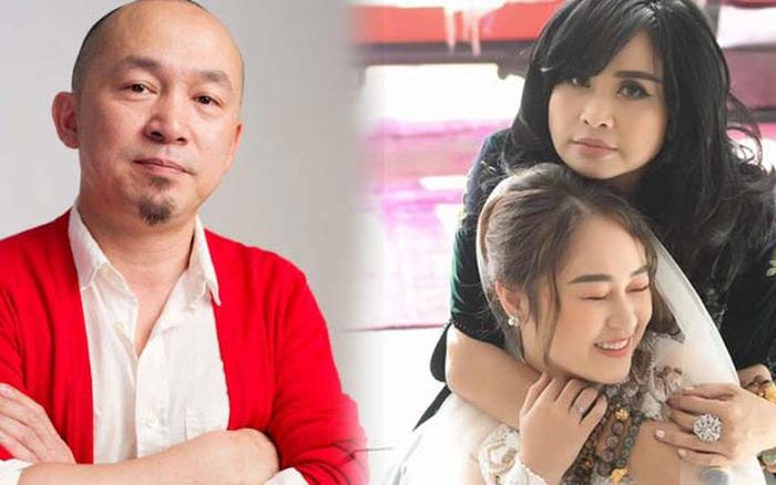 """Thanh Lam có tương tác đặc biệt với chồng cũ Quốc Trung, vô tình lộ """"hint"""" con gái đã mang thai?"""
