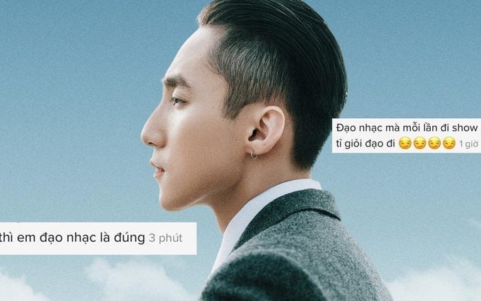 """Sơn Tùng từng cho rằng nghệ sĩ Việt không dám làm âm nhạc như nước ngoài, netizen cà khịa: """"Vì vậy nên anh mới đạo nhạc"""""""