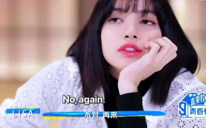 Lisa nghiêm khắc trở lại cùng câu nói mới gây ám ảnh không kém