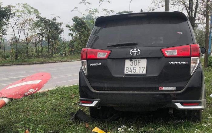 """Hà Nội: """"Xe điên"""" mất lái gây tai nạn liên hoàn khiến 3 người thương vong"""