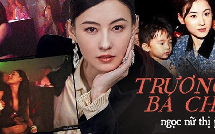 Trương Bá Chi: Ngọc nữ đẹp nhất Hong Kong ăn chơi trác táng, thi phi bủa vây vì cuộc tình 2 thập kỷ với Tạ Đình Phong