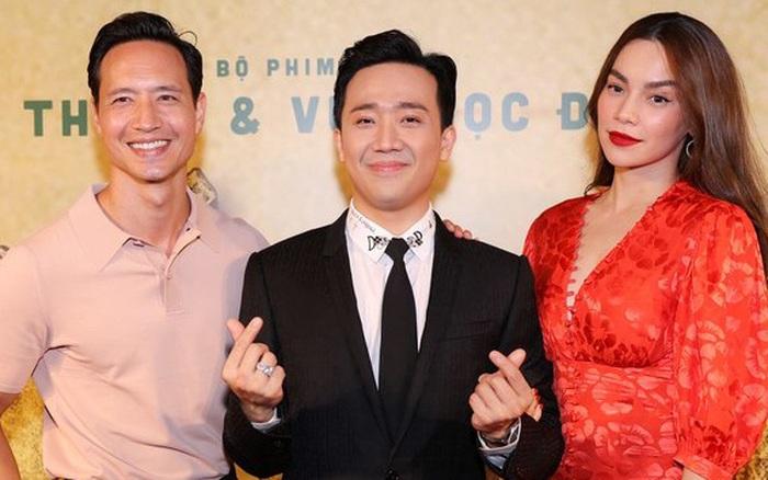 Bùng lên tranh cãi về phát ngôn của Hà Hồ khi review phim Trấn Thành: